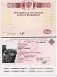 Подписанный загранпаспорт, действие которого не заканчивается в / на Украине - самый удобный документ для поездки